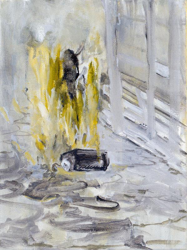 2007, Selbstverbrennung, Self-Immolation