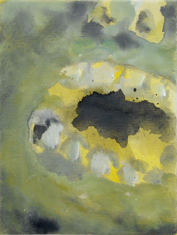2008, Vergiftet, mit Zyankali, Poisoned, with Cyanide