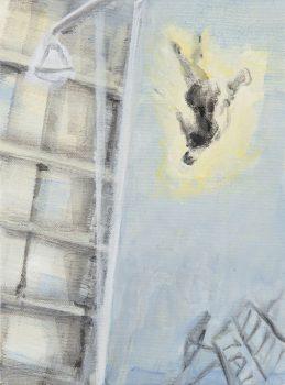 2012, Christian Ferras, gestürzt, Christian Ferras, Fallen