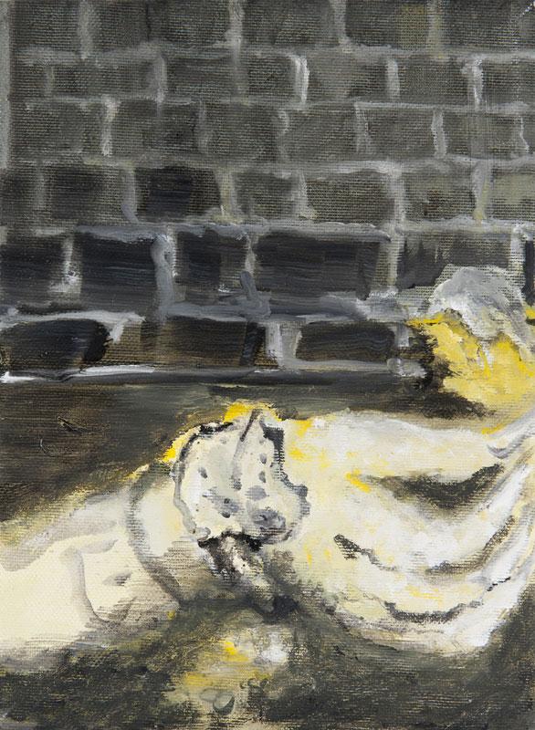 2012, Gilles Deleuze, gestürzt, Gilles Deleuze, Fallen