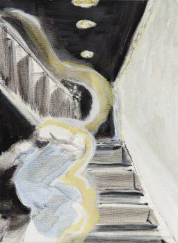 2012, Primo Levi, gestürzt, Primo Levi, Fallen