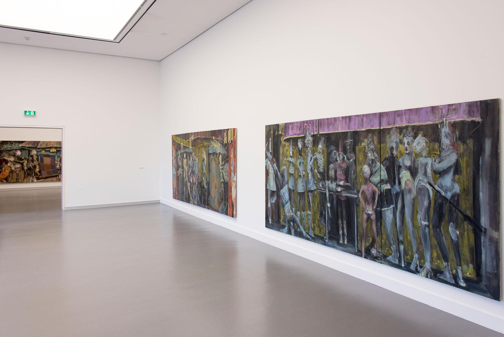 Von der Heydt-Kunsthalle, Wuppertal, 2016