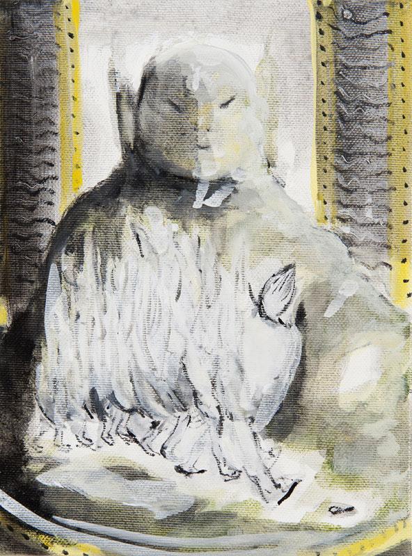 2012, Mönchskollektiv in Tibet, verbrannt, A Monks' Collective in Tibet, Burned to Death