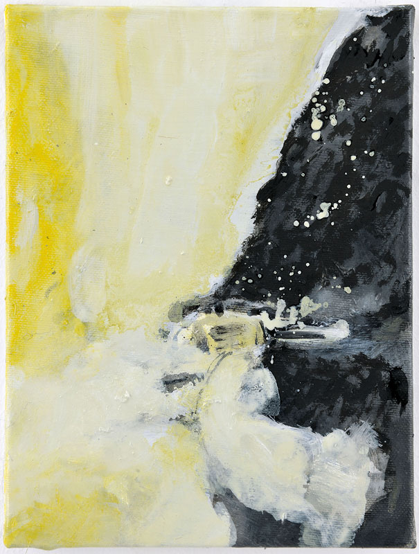 2010-2011, Nach 'Les yeux de Laura Mars' von Irvin Kershner, erschossen, After 'The Eyes of Lara Mars' by Irvin Kershner, Shot
