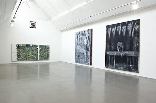 """Exhibition """"The Art of Watching Birds"""", Galerie Barbara Thumm Berlin, 26 February – 21 April 2011"""