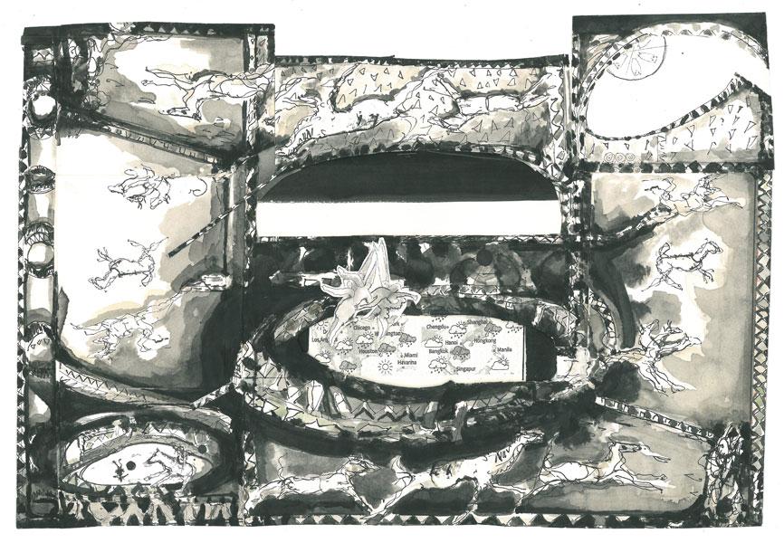 Drawing, 2012