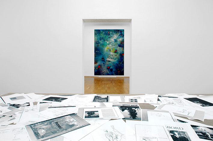 """Exhibition """"Der Dritte Bruder Grimm"""", Haus am Waldsee, 28.09.-26.11.2006"""