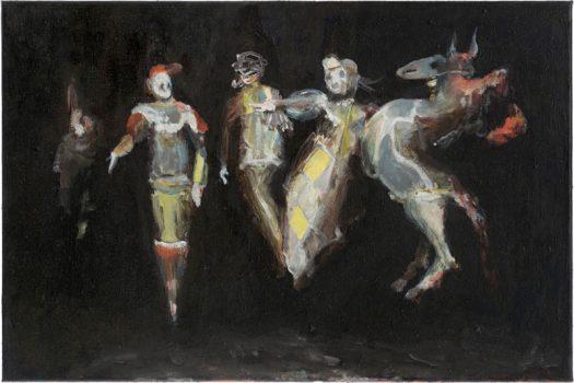 Ghost, 40 x 60 cm, 2013-2014