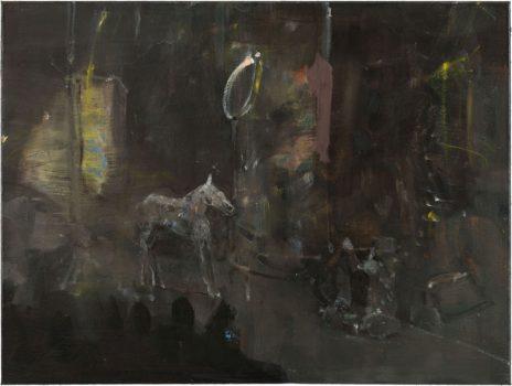 Ghost (Ring) 60 x 80 cm, 2014-2015