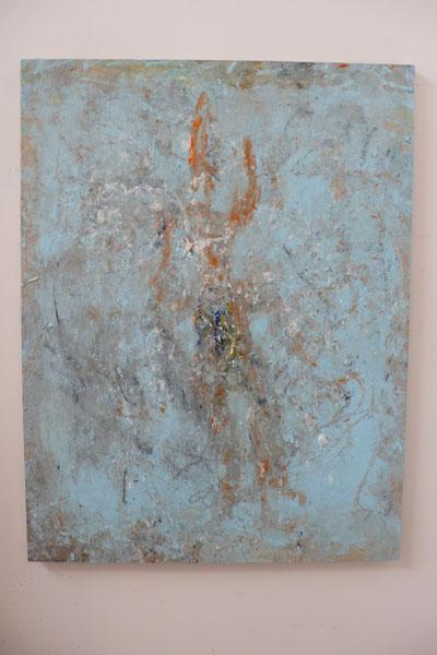 170cm x 130cm, oil on canvas, 2012