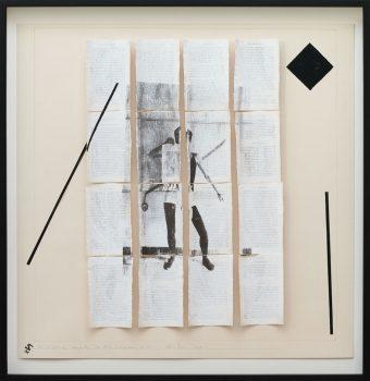 Eine El Lissitzky Komposition über Arthur Schopenhauer zu sein (2018)