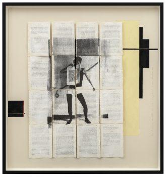 Eine El Lissitzky Komposition über Arthur Schopenhauer's zu Sein