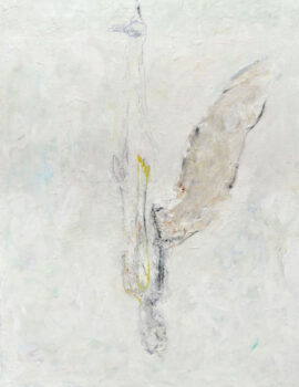 Engel II, 2017-2018, 130 x 100cm