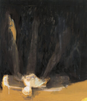 Engel, 2018, 150 x 130 cm